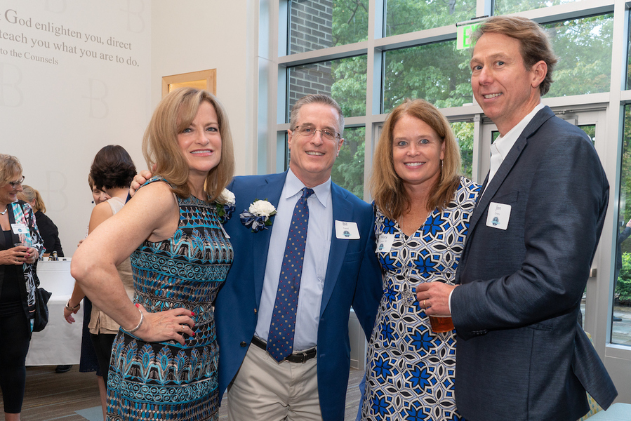 Beaumont's Inaugural President's Reception Recognizes Distinguished and Hall of Fame Award Winners